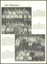 1956 Williamsport High School (closed) Yearbook Page 76 & 77