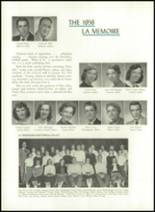 1956 Williamsport High School (closed) Yearbook Page 80 & 81