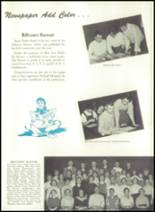 1956 Williamsport High School (closed) Yearbook Page 82 & 83