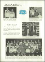 1956 Williamsport High School (closed) Yearbook Page 84 & 85