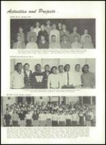 1956 Williamsport High School (closed) Yearbook Page 90 & 91
