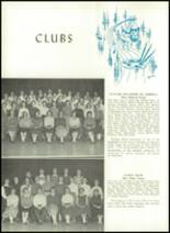 1956 Williamsport High School (closed) Yearbook Page 92 & 93