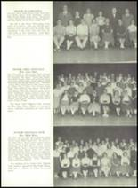 1956 Williamsport High School (closed) Yearbook Page 94 & 95