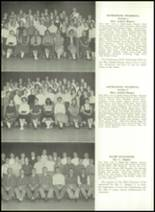 1956 Williamsport High School (closed) Yearbook Page 96 & 97