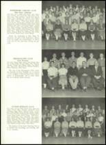 1956 Williamsport High School (closed) Yearbook Page 98 & 99