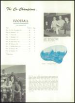1956 Williamsport High School (closed) Yearbook Page 102 & 103