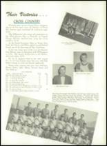 1956 Williamsport High School (closed) Yearbook Page 104 & 105