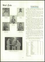 1956 Williamsport High School (closed) Yearbook Page 106 & 107