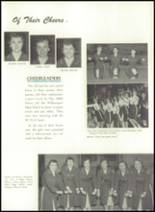 1956 Williamsport High School (closed) Yearbook Page 108 & 109