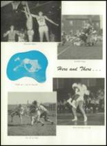 1956 Williamsport High School (closed) Yearbook Page 112 & 113