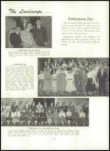 1956 Williamsport High School (closed) Yearbook Page 116 & 117