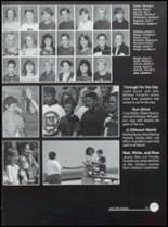 1995 Clyde High School Yearbook Page 16 & 17