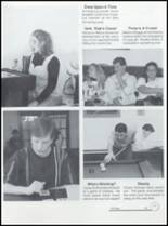 1995 Clyde High School Yearbook Page 62 & 63