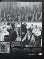 1995 Clyde High School Yearbook Page 92 & 93
