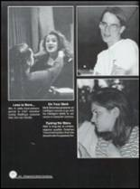 1995 Clyde High School Yearbook Page 104 & 105