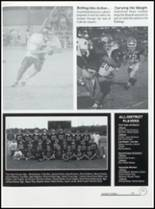 1995 Clyde High School Yearbook Page 110 & 111