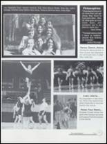 1995 Clyde High School Yearbook Page 118 & 119