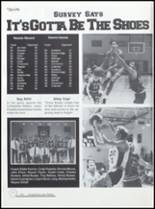 1995 Clyde High School Yearbook Page 122 & 123