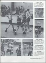 1995 Clyde High School Yearbook Page 128 & 129