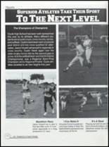 1995 Clyde High School Yearbook Page 144 & 145