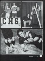1995 Clyde High School Yearbook Page 160 & 161