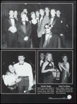 1995 Clyde High School Yearbook Page 166 & 167