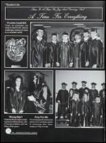 1995 Clyde High School Yearbook Page 168 & 169