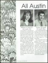 1991 Austin High School Yearbook Page 32 & 33