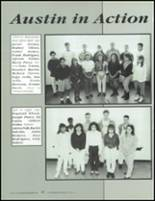 1991 Austin High School Yearbook Page 36 & 37