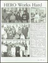 1991 Austin High School Yearbook Page 110 & 111