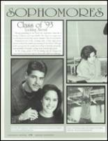 1991 Austin High School Yearbook Page 182 & 183