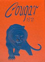 1971 Yearbook West Side High School