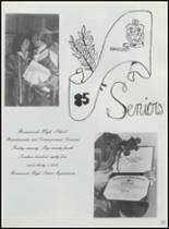1985 Brunswick High School Yearbook Page 16 & 17