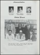 1985 Brunswick High School Yearbook Page 20 & 21