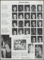 1985 Brunswick High School Yearbook Page 24 & 25