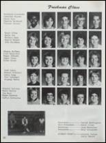 1985 Brunswick High School Yearbook Page 26 & 27