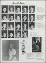 1985 Brunswick High School Yearbook Page 28 & 29