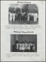 1985 Brunswick High School Yearbook Page 32 & 33