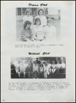 1985 Brunswick High School Yearbook Page 34 & 35
