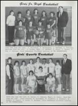 1985 Brunswick High School Yearbook Page 40 & 41