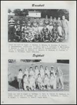 1985 Brunswick High School Yearbook Page 42 & 43