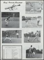 1985 Brunswick High School Yearbook Page 44 & 45