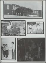 1985 Brunswick High School Yearbook Page 66 & 67