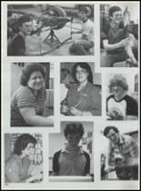 1985 Brunswick High School Yearbook Page 70 & 71