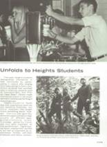 1969 Cleveland Heights High School Yearbook Page 24 & 25