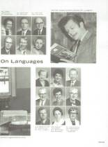 1969 Cleveland Heights High School Yearbook Page 42 & 43