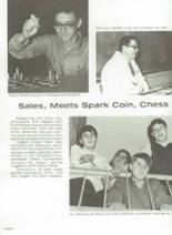 1969 Cleveland Heights High School Yearbook Page 88 & 89