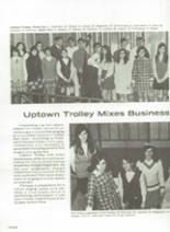 1969 Cleveland Heights High School Yearbook Page 100 & 101