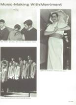 1969 Cleveland Heights High School Yearbook Page 104 & 105