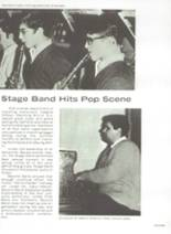 1969 Cleveland Heights High School Yearbook Page 110 & 111
